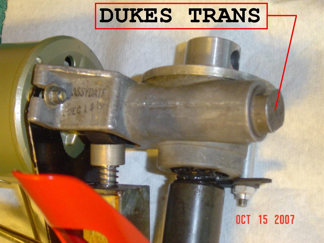 Dukes Transmission