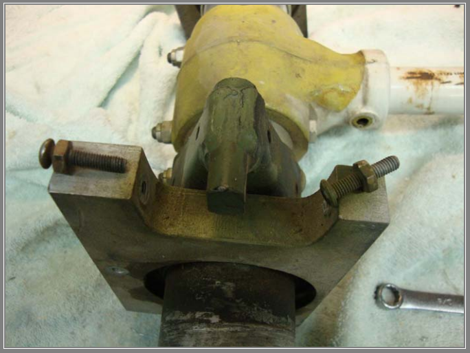Torque Tube and Horn Process 5