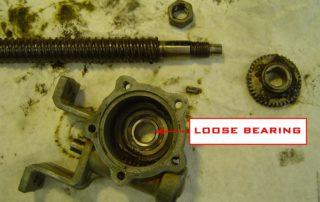 loose-bearing