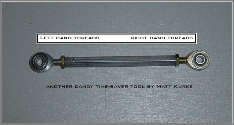 Main Gear Door Tool