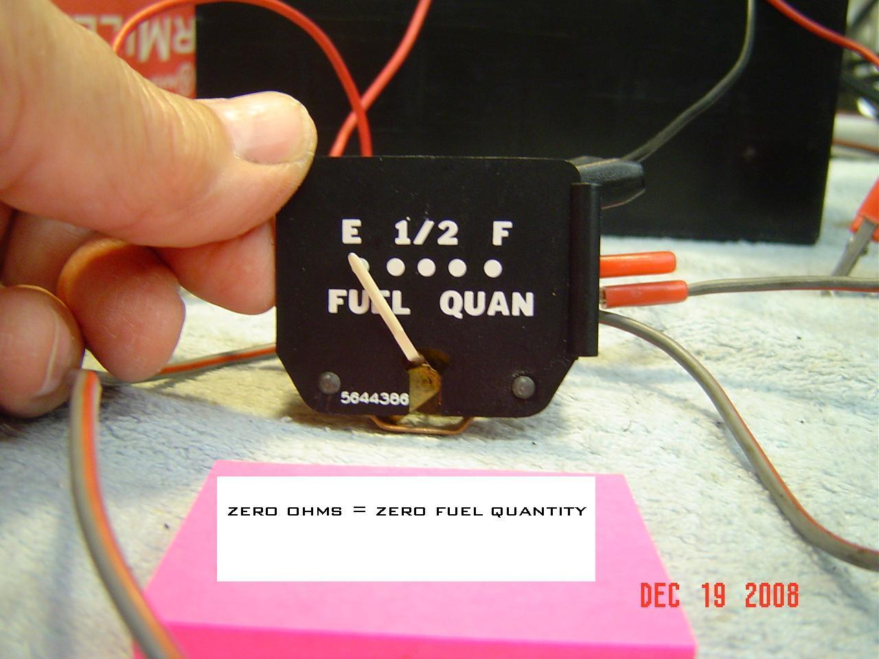 Panel gauge calibration 2