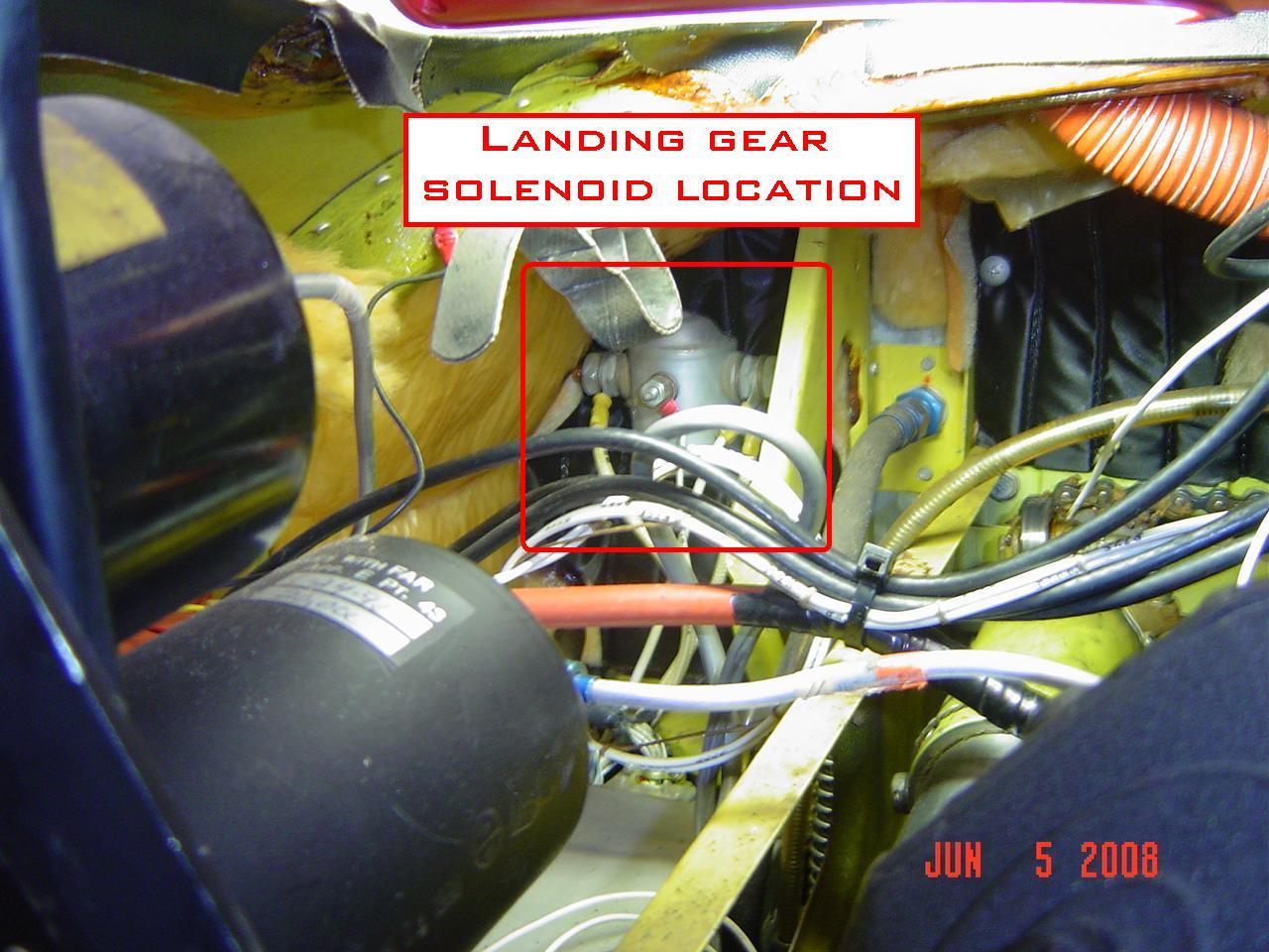 Landing Gear Solenoid