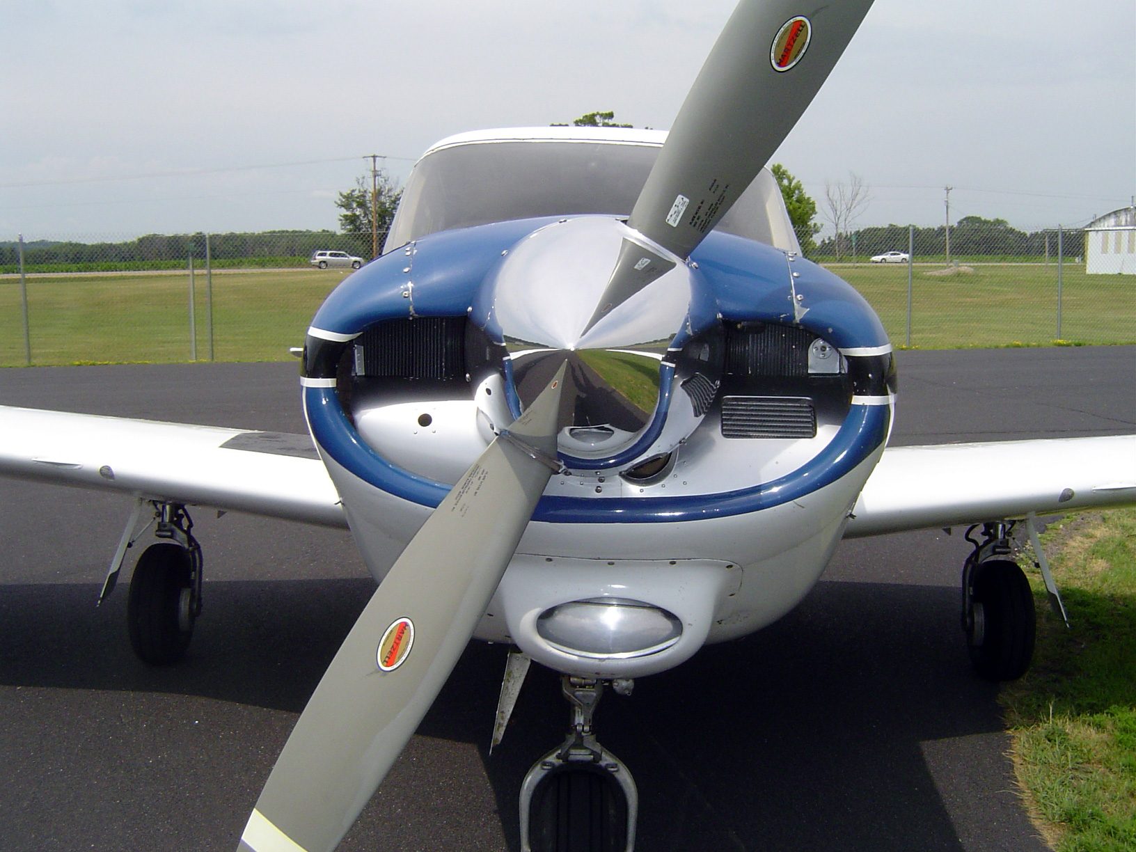 Comanche Gear Single Engine Baffles