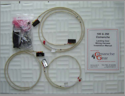 Landing Gear Wire Harness Installation