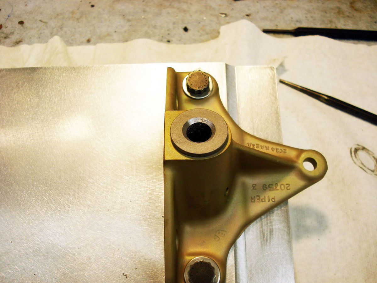 Landing Gear Side Brace Services