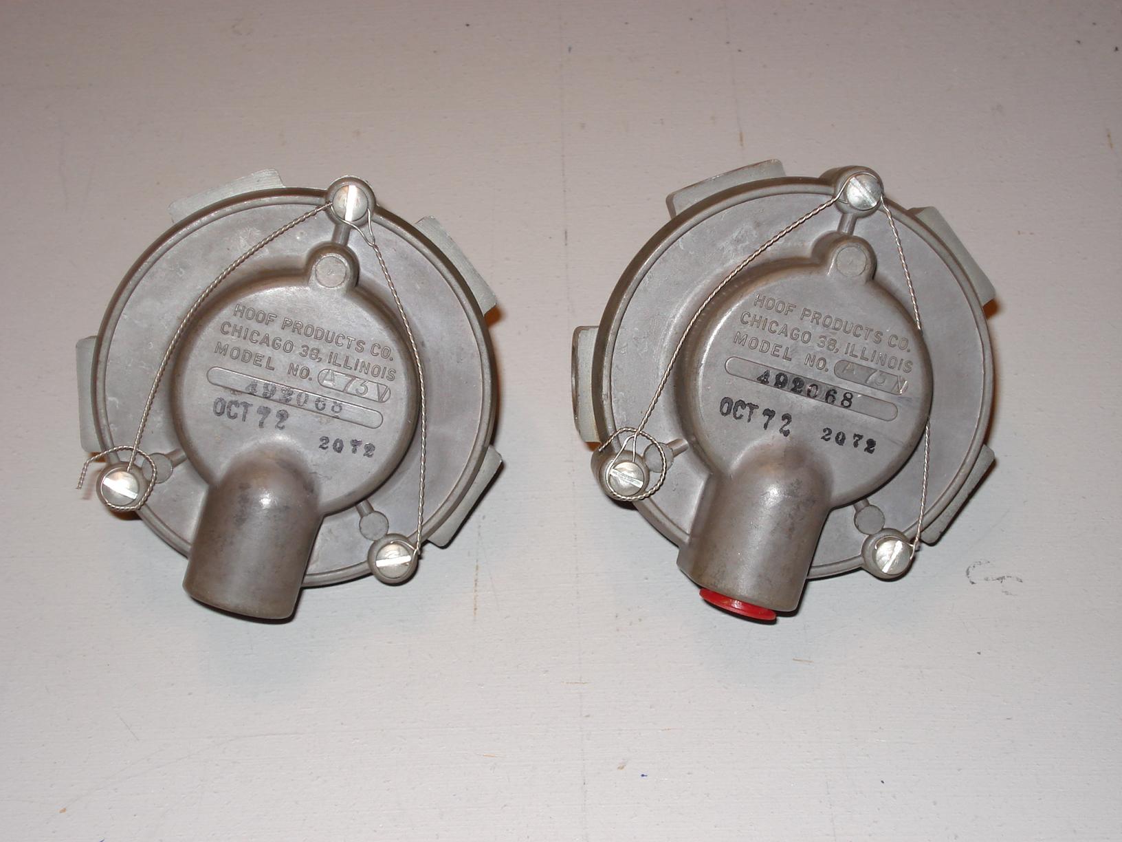 492-068 hoof-type fuel selector valve bottom