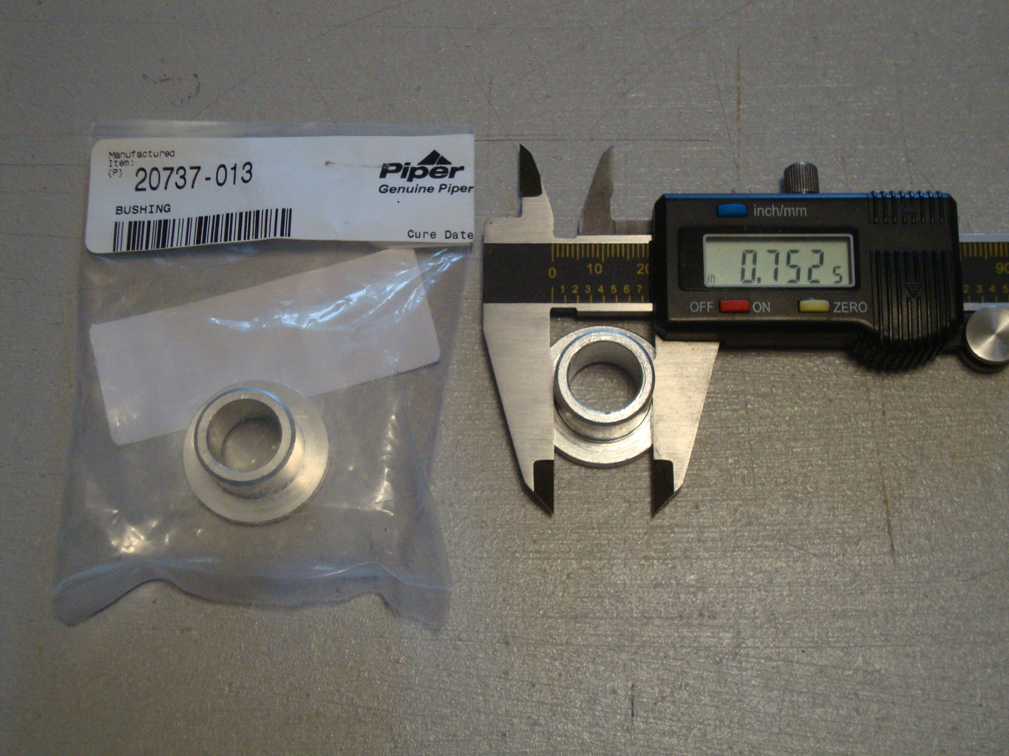 Bushing Diameter Measurement