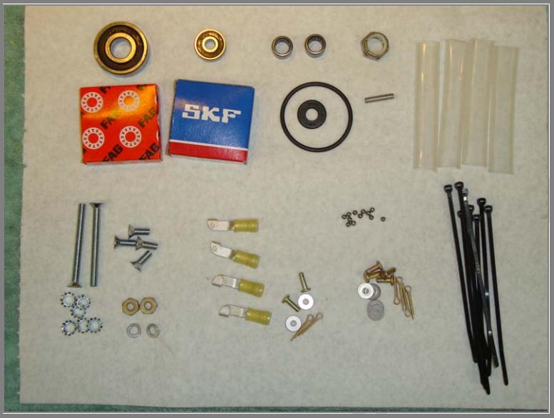 Dukes Transmission Service Components