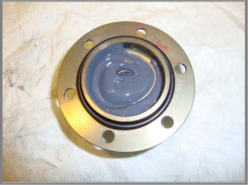 Dukes Transmission Service Endplate o-Ring